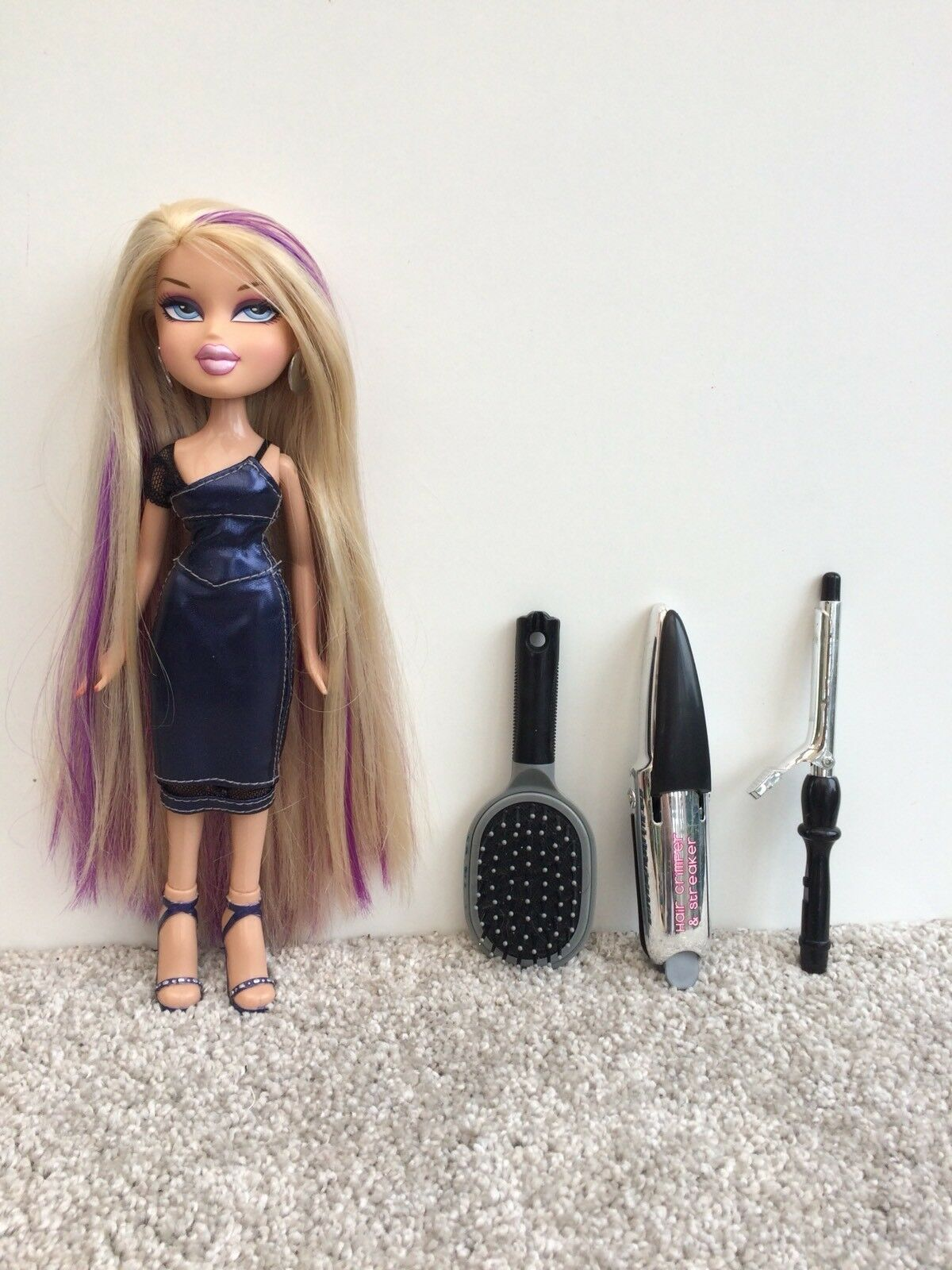 Bratz Doll Magic Hair Colour Cloe - Rare Rare Rare Mint 7c0f72