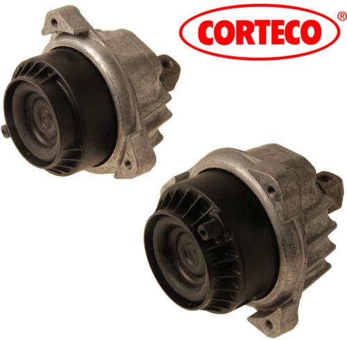 For BMW 550i 650i 750Li M5 M6 Pair Set of Left /& Right Engine Mounts Corteco