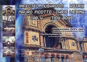 INFECTED-MUSHROOM-ASTRIX-MAURO-PICOTTO-CHRIS-LIEBING-2004-ALEXANDER-PALACE-Flyer