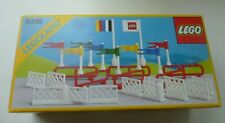1993 VINTAGE LEGO SYSTEM TOWN 6319 TREES FENCES FLOWERS FLAGS RARE NEW MISB !