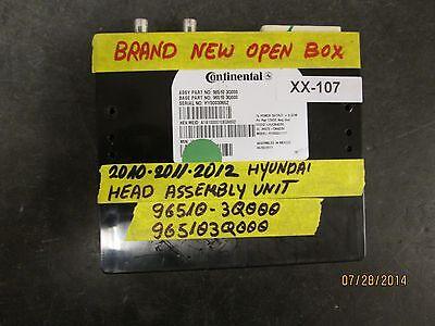 10 11 12 Hyundai Testa Assemblaggio Unità #96510-3q000/965103q000 * See Articolo