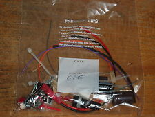 Alnicomagnet Mod Kit Harley Benton GA15 valve tube amp