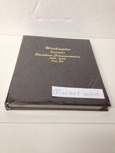 Dansco-Number-7146-Washington-Quarter-1999-to-2008-Statehood-Data-Set-Coin-Album