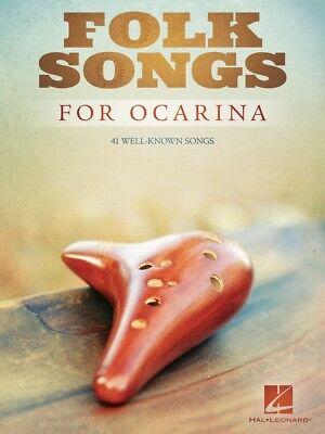Disney Songs for Ocarina Book NEW 000275998