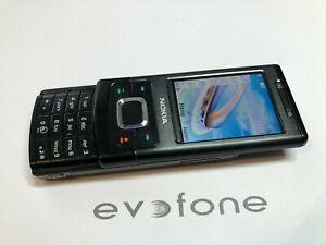 Nokia 6500 Slide Handy, Orange Netz Retro Schieber, sehr gut original