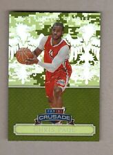 2014/15 Panini Excalibur CHRIS PAUL Crusade Camo Mint