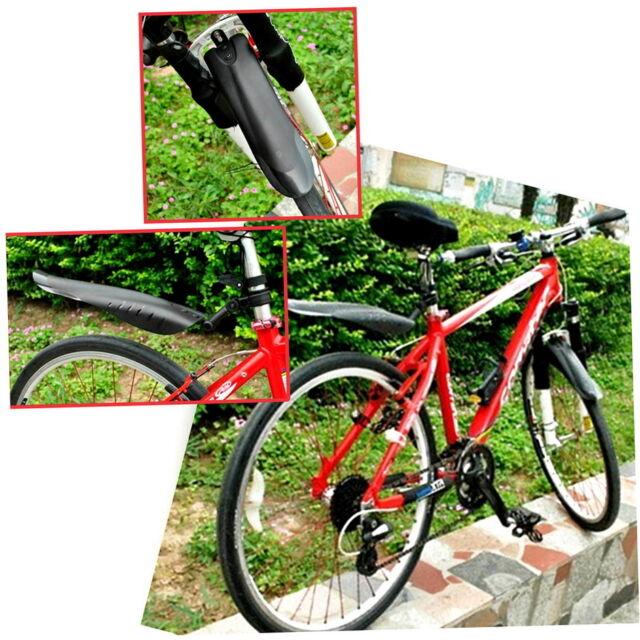 Fahrrad MTB Schutzblech Steckradschutz Mud Guard Kotflügel Steckradschutz #A