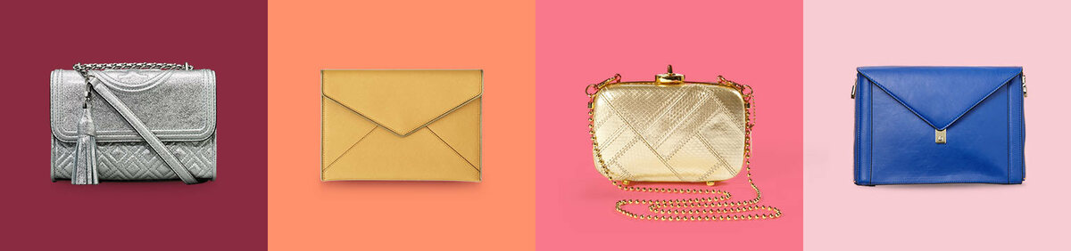 Shop event The perfect party accessory Clutches & handbags from under £19.99.