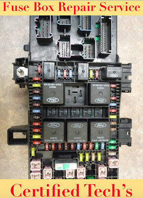 2003-2006 Ford Expedition / Lincoln Navigator Fuse Box Repair Service | eBayeBay