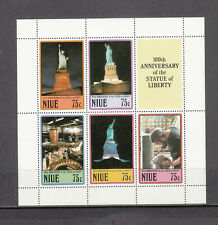 NIUE 537 SOUVENIR SHEET MNH 2019 SCOTT CATALOGUE VALUE $3.75