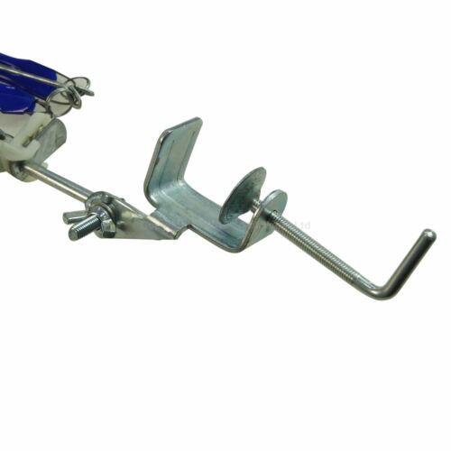 Hilo de lana de fibra de accionamiento 990228 mano cadena hilo madeja ball winder Stand