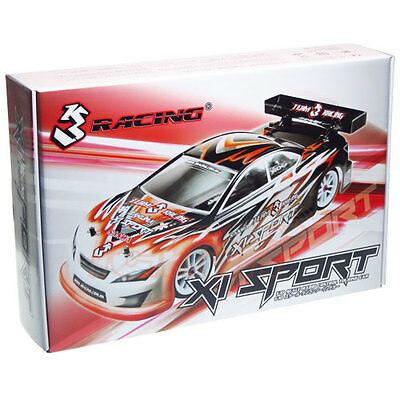 3Racing Sakura XI Sport 1:10 RC Touring Car ON Road #KIT-SAKXI-S