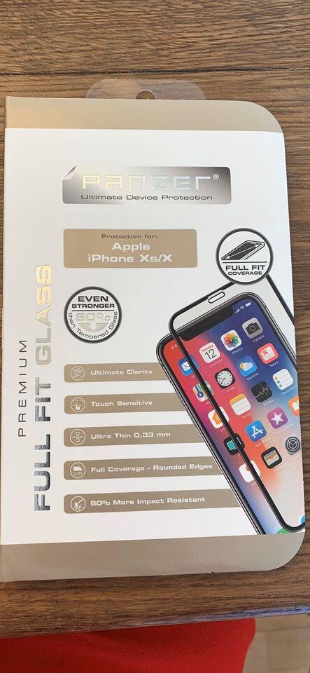 Skærmbeskyttelse, t. iPhone, XS /X