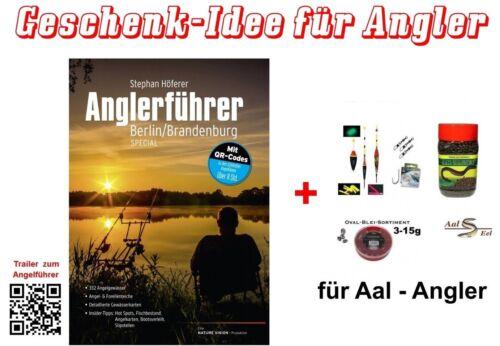 Angel dirigeants Brandebourg + kdo pour Angler variante: Anguille