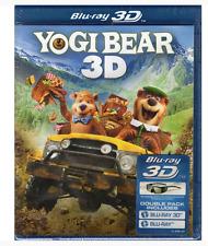 Yogi Bear 3D  (3D + 2D Blu-ray )