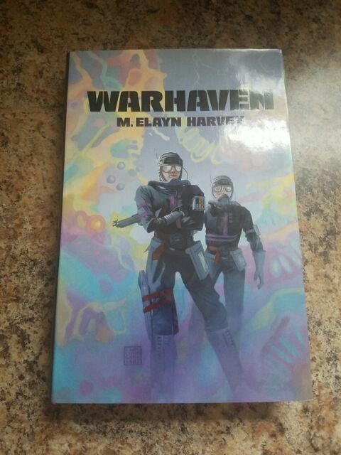 Warhaven by M. Elayn Harvey