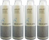 Brocato - Splassh Daily Conditioner 8oz [pack Of 4]