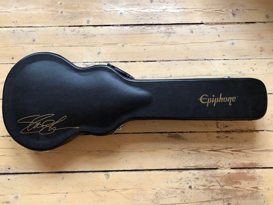 Elguitar, Epiphone Les Paul Goldtop Slash Signature