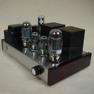 Details about 6N8P+KT88+5z3p single-ended Class A tube amp kit vacuum amp  kit 16W+16W
