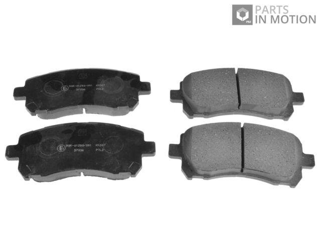 Brake Pads Set BBP1680 Borg /& Beck 26296609040 26296609041 26296609050 Quality
