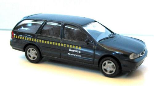 Ford Mondeo Turnier Banestyrelsen Service Dänemark Rietze 30584 OVP 1:87 H0