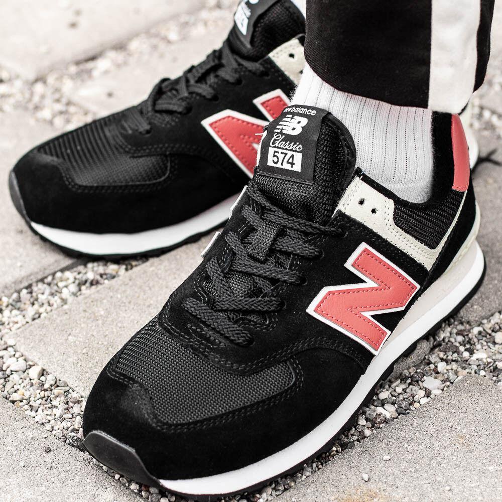 Kleidung & Accessoires Herrenschuhe New Balance 574 Mid Top Herren Lifestyle Schuhe Braun 2018 Neu Sneakers