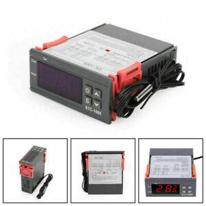 12V-Todo-Proposito-Termostato-Digital-STC-1000-Controlador-De-Temperatura-Sensor