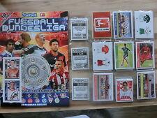 PANINI TOPPS FUSSBALL BUNDESLIGA 2010/2011 *KOMPLETT COMPLETE SET*EMPTY ALBUM