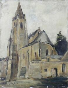 Yves-Ol-20-s-Kirche-Ambillou-HSP-Anjou-Indre-et-Loire-Centre-Val-Loire
