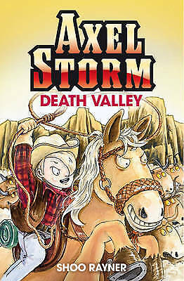 Rayner, Shoo, Death Valley (Axel Storm), Very Good Book