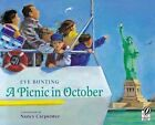 a Picnic in October by Bunting Eve 9780152050658