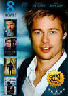 8 Movies: Too Young to Die/An Unfinished Affair/Personal Effects/The Leading Man (DVD, 2014, 2-Disc Set)