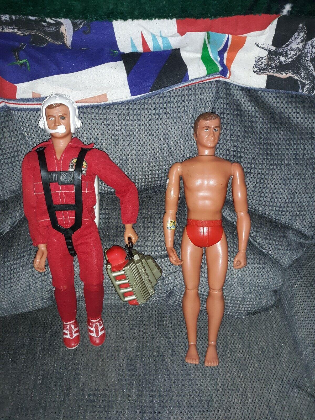 venta Vintage Vintage Vintage 1977 Six Million Dollar Man KENNER Bionic Man Steve Austin  aquí tiene la última