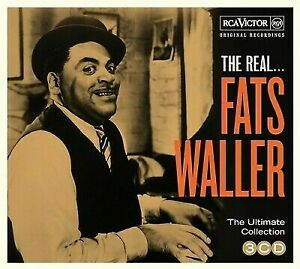 FATS WALLER - THE REAL FATS WALLER NEW CD 889853054220 | eBay