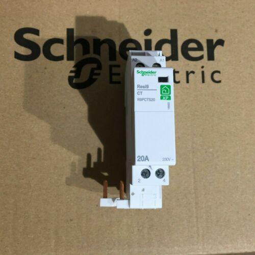 SCHNEIDER Resi9 XP Contacteur de Puissance 20A 2NO monophasé R9PCTS20