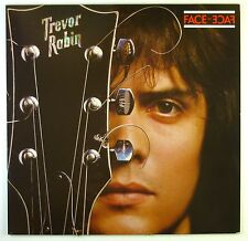 """12"""" LP - Trevor Rabin - Face To Face - C1762 - washed & cleaned"""