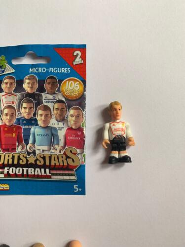 Sport Stars Football Micro Figures Construction Personnage Saison Neuf Choisir