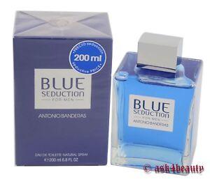 767b3a772e Blue Seduction by Antonio Banderas 6.7 oz 200ml Eau De Toilette ...
