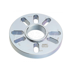 Hazet 493542 Bolt circle plate 160 mm