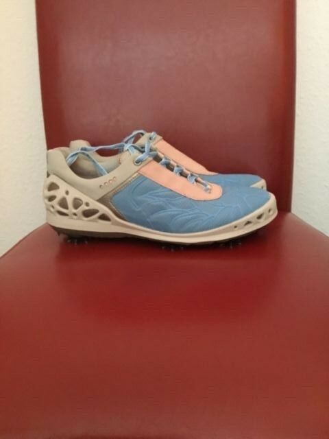 Ecco señora zapatos de golf Cage GR: 41 nuevo sin cartón