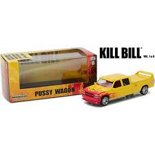 Greenlight 1997 Custom Crew Cab Pussy Wagon Kill Bill Vol 1 & 2 Y 1:43 86481
