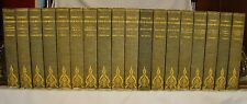 Famous Epoch Makers, Biographies of World's Greatest Characters. 18vols 1893-190