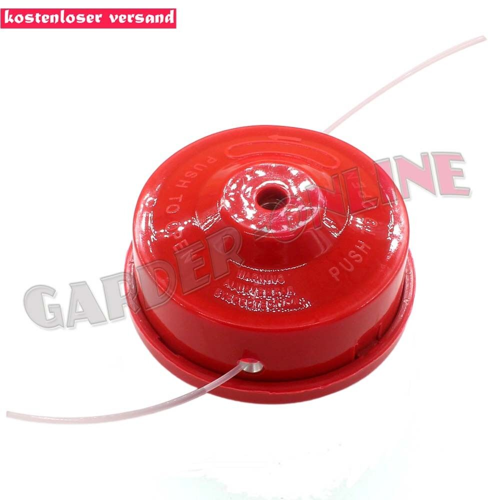 2x Fadenspule Fadenkopf Kit für Güde GFS 1100 1250 1255 1500 1501 B Motorsense