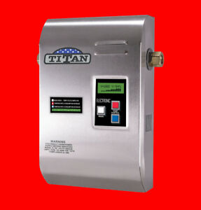 Titan-N-160-Tankless-Water-Heater-New-2019-digital-model-SCR3-Free-shipping