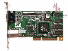 ATI 109-49800-10 3D Rage Pro AGP 2x (GT-C2U2) 8MB AGP / VGA