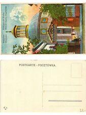 CPA WARSZAWA Kosciol ewangelicki. POLAND WARSAW (289280)