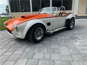 1967 Cobra Roadster Awesome