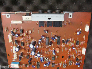 YAMAHA-DX-DX27-27s-100-PARTS-PCB-AUDIO-OUT-Power-switch-as-pictured-VG