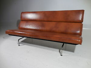 Eames Herman Miller Leather