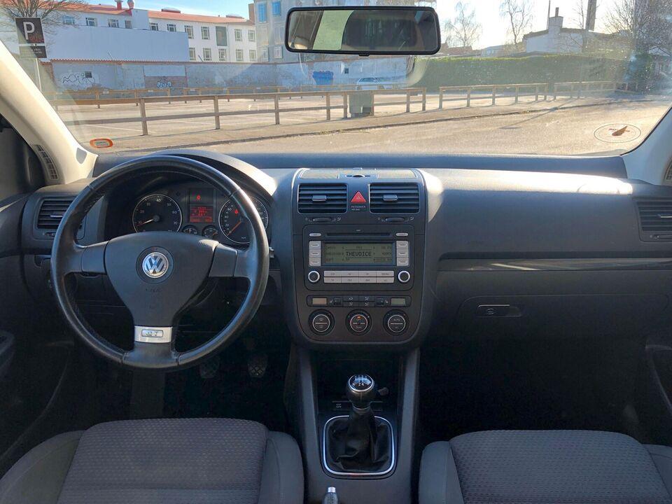 VW Golf V, 1,6 GT Sport, Benzin